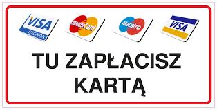 kontakt z nami – możliwość płatności kartą